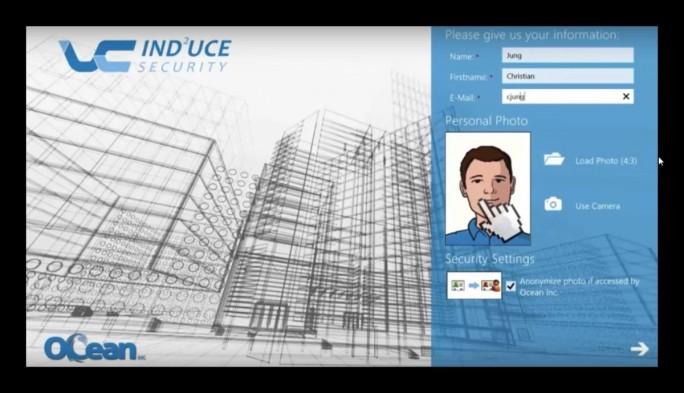 Mit der IND²UCE-Lösung können  Kundendaten bei der Finanzberatung vor Missbrauch geschützt werden. (Bild: Fraunhofer IESE)