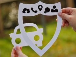 """Projekt """"SeDaFa"""" soll Datenschutz bei vernetzten Fahrzeugen gewährleisten (Bild: Fraunhofer SIT)r"""