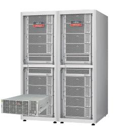Der Fujitsu SPARC M12-2S lässt sich auf bis zu 3000 Threats skalieren. (Bild: Fujitsu)