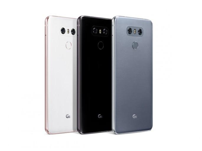 LG G6 (Bild: LG Electronics)