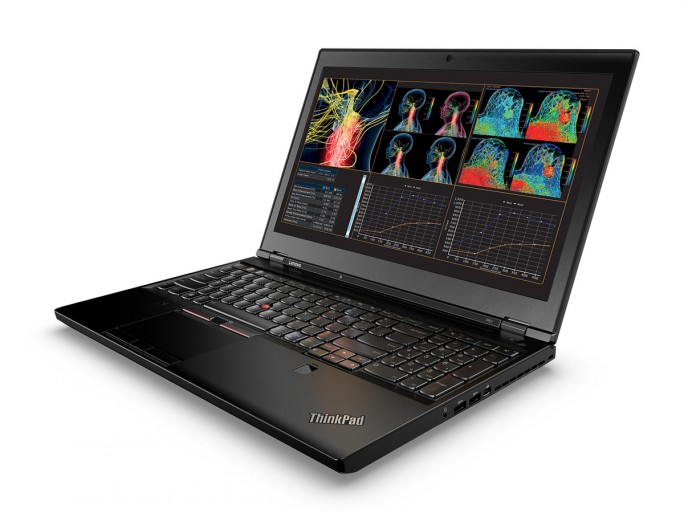 Das Lenovo Thinkpad P51. (Bild: Lenovo)