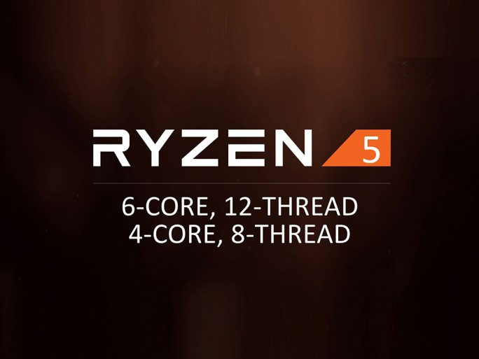 AMD Ryzen 5. (Screenshot: ZDNet.de)