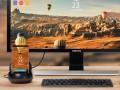 Samsung DeX untersützt in einer VDI auch den Zugriff auf virtuelle Windows-Maschinen (Bild: Samsung).