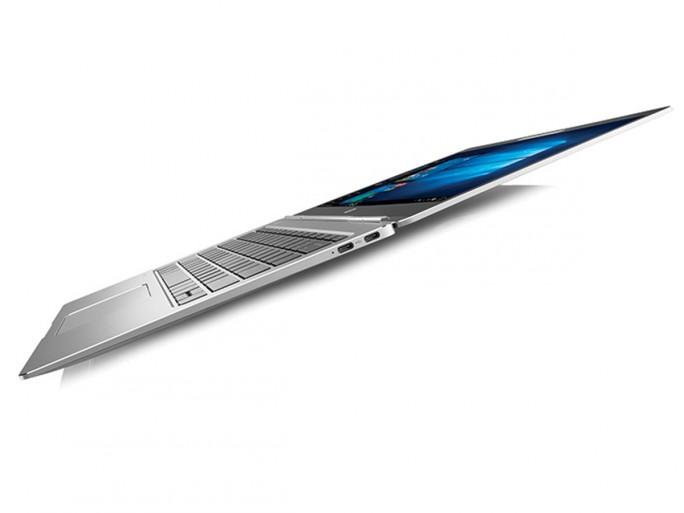 Mit Abmessungen von 29,2 x 20,9 Zentimeter passt das HP-Notebook in jede Aktentasche, zudem ist es nur knapp 1,2 Zentimeter dick (Bild: HP).