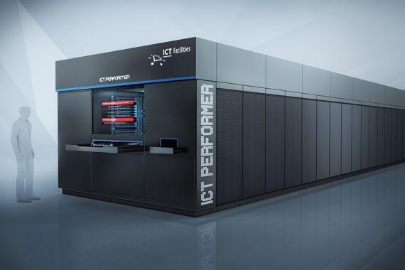 Der ICT-Performer speist Abwärme dank thermoelektrischer Peltier-Elemente direkt wieder in den Stromkreislauf des Geräts ein (Bild: ICT/Universität Stuttgart/marconing)