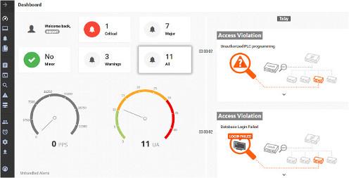 Die neue Telekom-Lösung Industrial Threat Protect Pro warnt Anwender vor Anomalien und ungewöhnlichem Verhalten. (Bild: Telekom)
