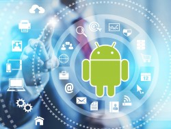 Security Android (Bild: Shutterstock/Mikko Lemola)