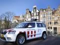 Der Schrecken aller Falschparker – ein Egis-Fahrzeug, ausgerüstet mit dem neuen SCANaCAR System. (Bild: BT)