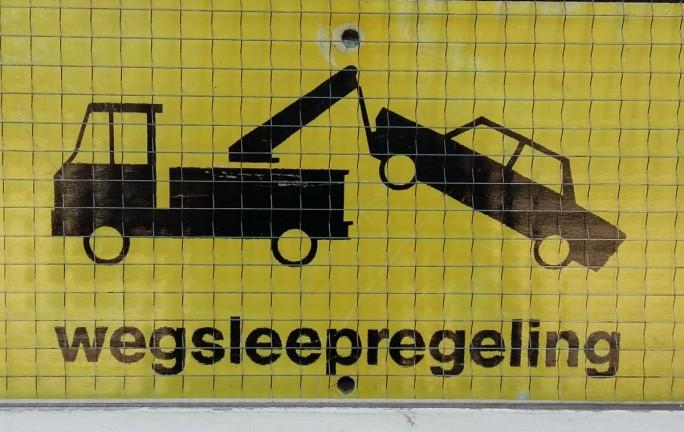 Wenn es um das Falschparken geht, ist die Amsterdamer Stadtverwaltung wenig zimperlich. (Bild: Christian Raum)