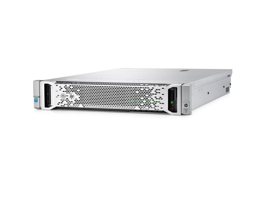 Der HPE ProLiant DL380 Gen9 steigert die Leistung gegenüber dem Vorgängersystem. (Bild: HPE)