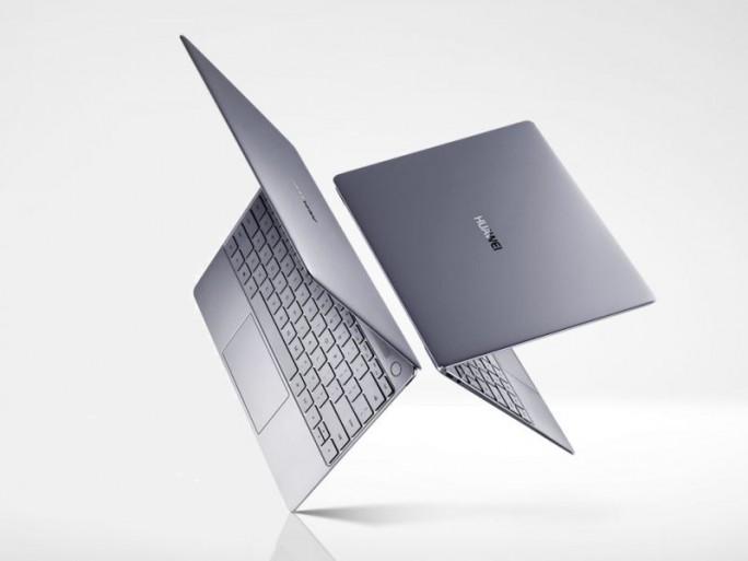 Im MateBook X verbaut Huawi einen Intel-Core-i5- oder einen Intel-Core-i7-Prozessor der siebten Generation (Bild: Huawei)