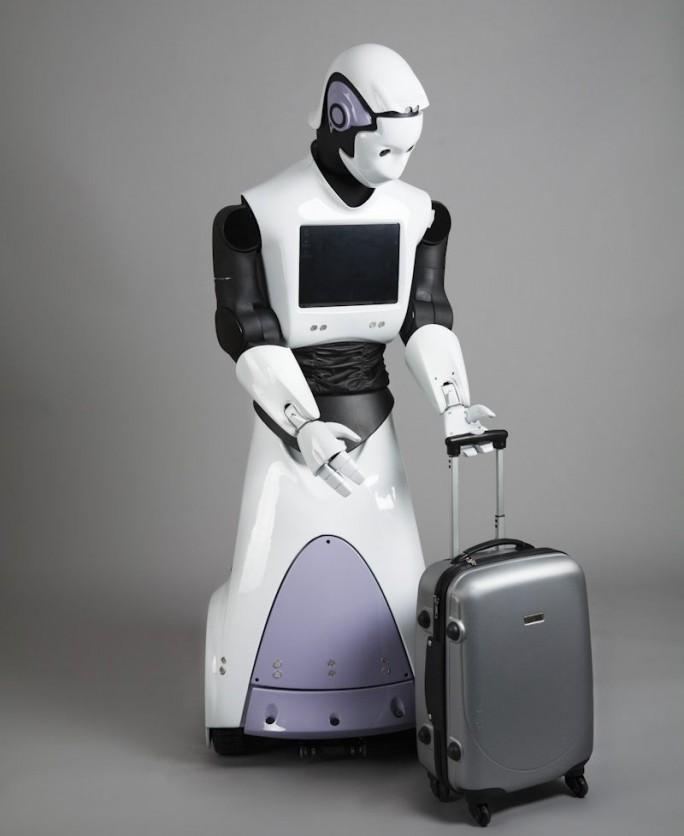 Service-Roboter (Bild: Pal-Robotics)