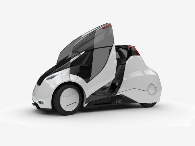 E-Auto (Bild: Uniti)