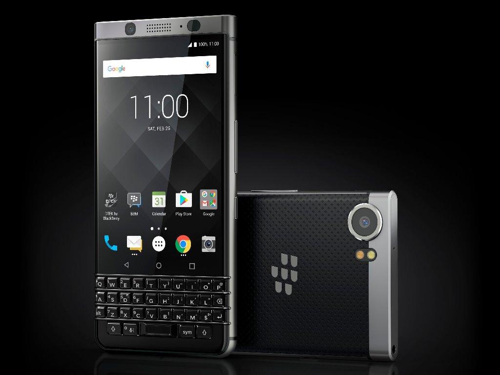Blackberry KEYone: Android-Smartphone kommt am 16. Mai nach Deutschland