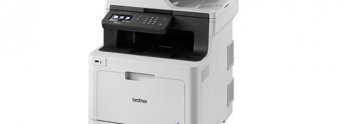 Das Farb-Multifunktionsgerät Brother MFC-L8690CDW bietet eine BSI-Schnittstelle zur Programmierung kundenspezifischer Lösungen. (Bild: Brother)