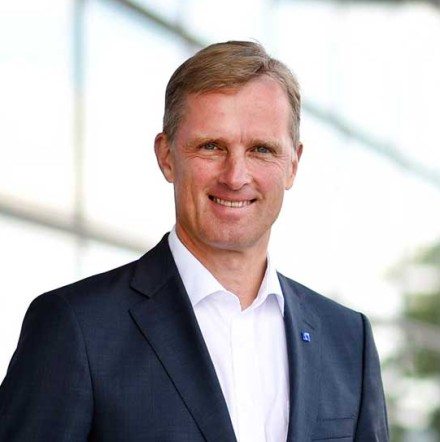Wolfram Fritsch will in diesem Jahr endlich wieder schwarze Zahlen schreiben. Unklar aber ist, ob er noch so lange Vorstandschef der Deutschen Messe AG bleiben wird. (Bild: Deutsche Messe AG)