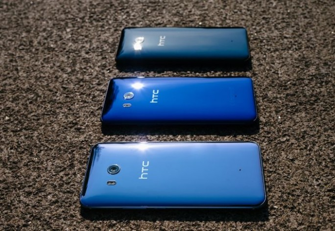 HTC U11 (Bild: HTC)