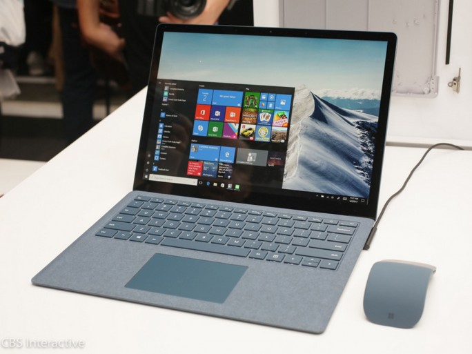 Surface Laptop (Bild: Sarah Tew / CNET.com)