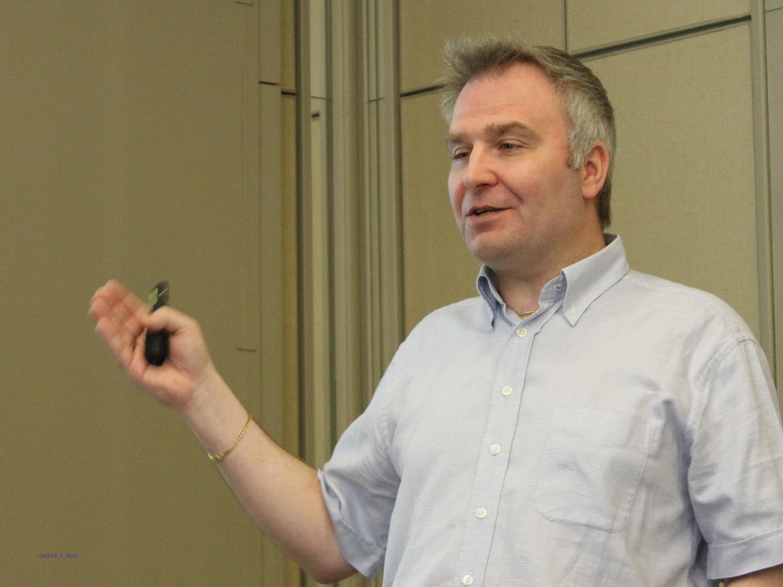 HVI ist laut Mirco Rohr, Global Evangelist Bitdefender eine Ergänzung zu weiteren Sicherheitstools. (Bild: Martin Schindler)