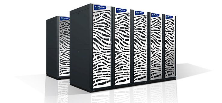 Cray stellt zwei neue Modelle der Reihe Cray CS-Storm vor: CS-Storm 500GT und CS-Storm 500NX. (Bild: Cray)