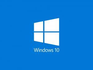 Windows 10 (Grafik: Microsoft