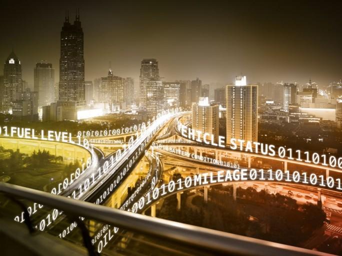 Über IBM Bluemix und Watson IoT können Diensteanbieter nun nach Einwilligung der BMW-Fahrer auf BMW-Car-Data-Daten zugreifen und sie für ihre Dienste nutzen (Bild: BMW)