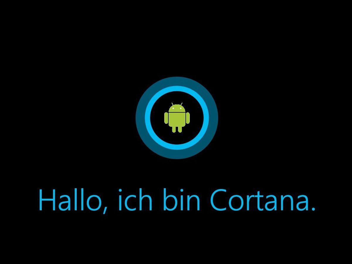 Cortana für Android kann Google Assistant ersetzen — Microsoft