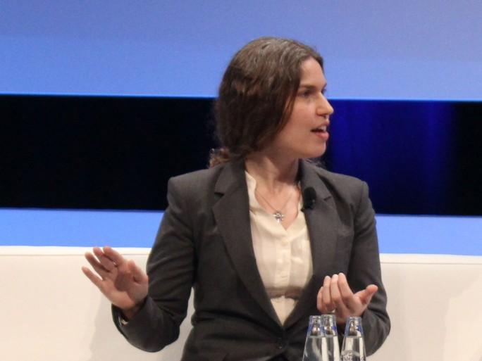 Hilary Mason, Data Scientist und Gründerin der Fast Forward Labs (Bild: Martin Schindler)