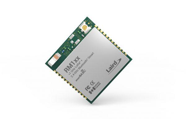 """LoRa eignet sich ideal für batteriebetriebene IoT-Netzwerke, da sie eine """"Ultra-Low-Power""""-Technologie ist und so für längere Zeit wartungsarm über Batterie betrieben werden kann (Bild: Laird Technology)."""
