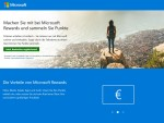 Microsoft Rewards (Screenshot: silicon.de)
