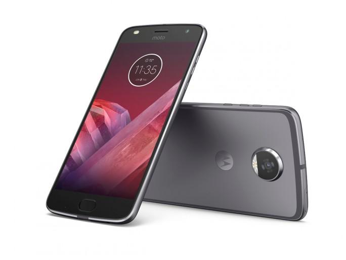 Das Motorola Moto Z2 Play kann ab sofort beim Hersteller vorbestellt werden (Bild: Lenovo)