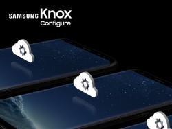 Samsung Knox Configure (Grafik: Samsung)