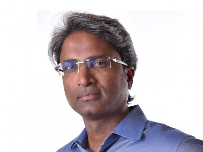Sunil Potti, Chief Product and Development Officer bei Nutanix (Bild: Nutanix)