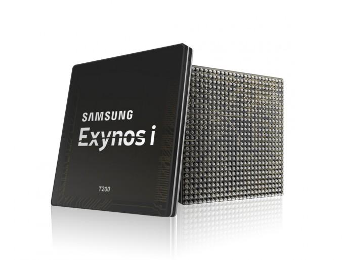 Samsung startet Massenproduktion des IoT-Chips Exynos i T200 (Bild: Samsung)
