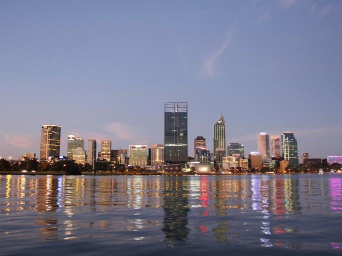 """West Perth in Australien ist der Auswertung zahlloser Datenquellen durch künstliche Intelligenz zufolge der """"beste Ort der Welt"""". (Bild: SAS)"""