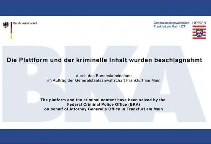 Das Bundeskriminalamt hat auch die Server einer großen deutschen Darknet-Plattform beschlagnahmt (Bild: Bundeskriminalamt)