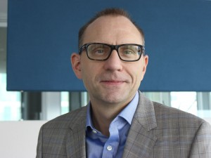 Sebastian Krause, General Manager IBM Cloud Europe sieht im Angebot von IBM derzeit das vollständigste Portfolio. (Bild: Martin Schindler)