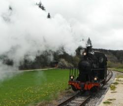 Dampflokomotive (Bild: Peter Marwan)