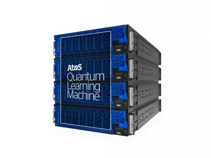 Die Atos Quantum Learning Machine, ist zwar kein echter Quantenrechner, doch über die Simulation der Architektur eines solchen Rechners sollen künftige Anwender sich auf die Technologie vorbereiten können. (Bild: Atos)