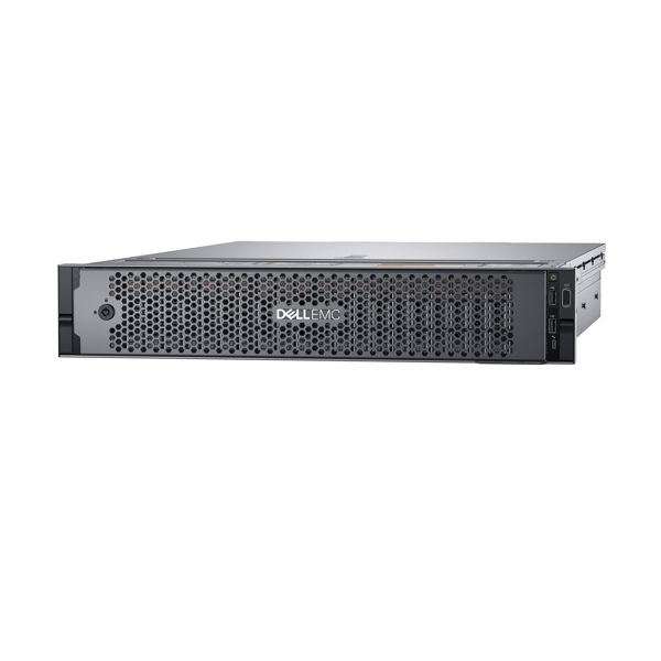 Der Rack-Server DellEMC PowerEdge R740xd, Code-Name Horizon. (Bild: Dell EMC)