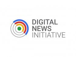 Digital News Initiative (Grafik: Google )