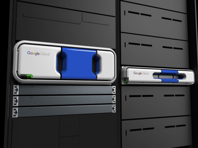 Google Transfer Appliance (Bild: Google)