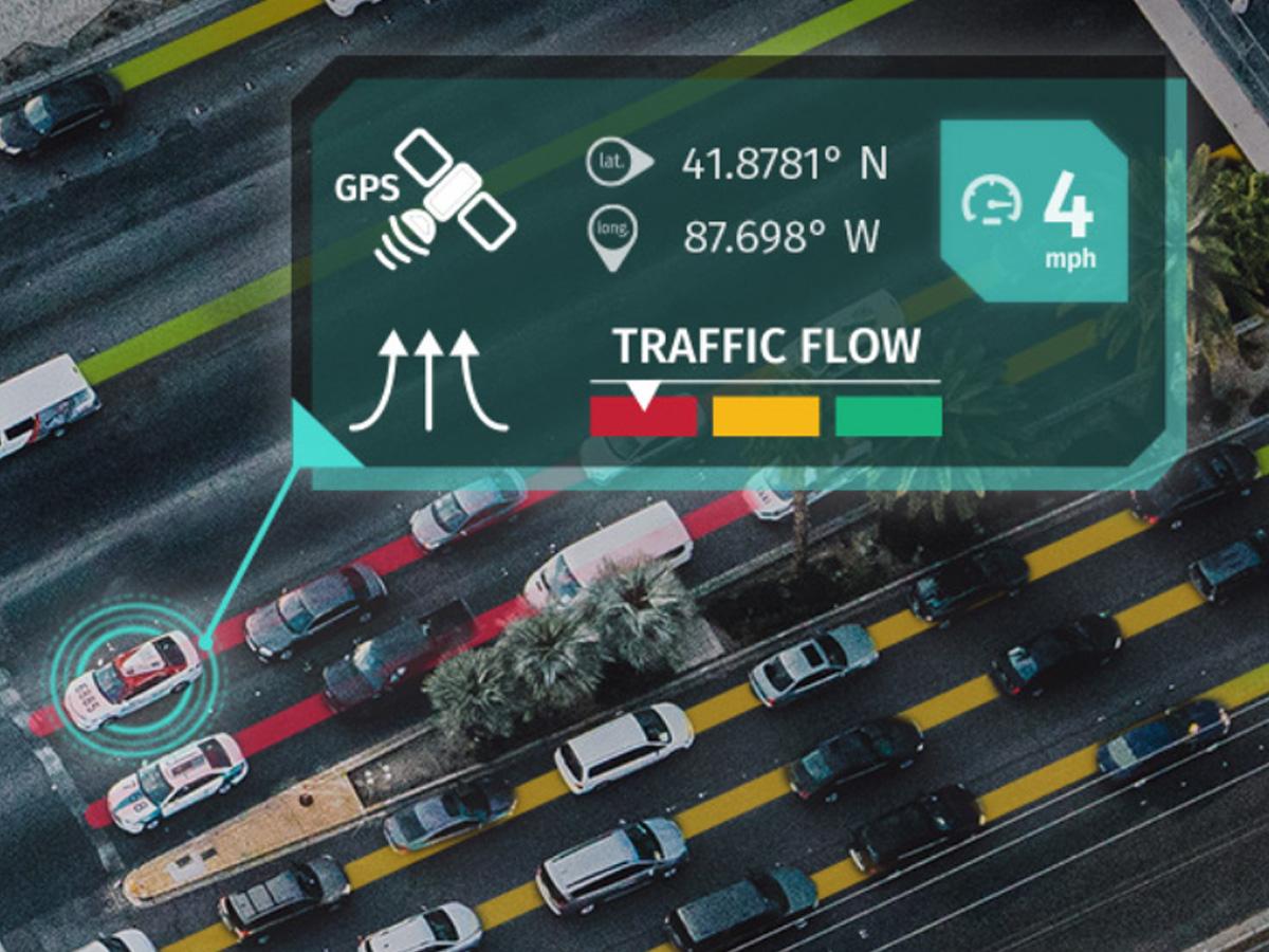 ... will HERE nun den Verkehrsfluss wesentlich genauer steuern können und die Grundlage für teilautonome oder später gar autonome Fahrzeuge geschaffen haben (Bilder: HERE)