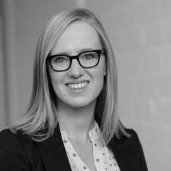 Katharina Küchler von der Rechtsabteilung des eco -Verband der Internetwirtschaft e. V. (Bild: eco)