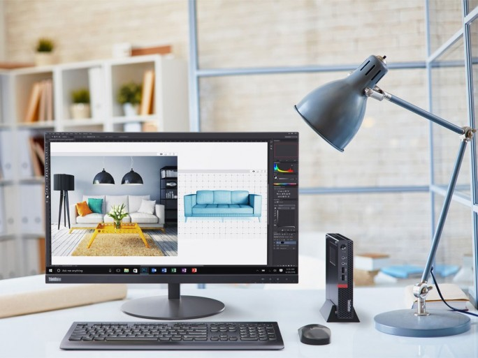 ThinkStation P320 Tiny (Bild: Lenovo)