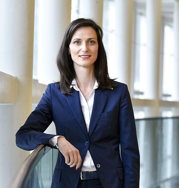 Mariya Gabriel ist neue EU-Digitalkommissarin.