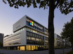 Microsoft Deutschlandzentrale (Bild: Microsoft)