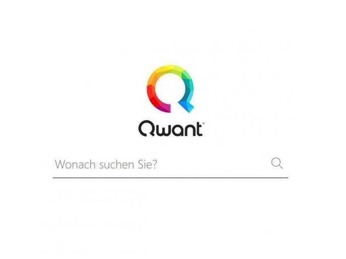 Die deutsche Version der Suchmaschine Qwant lässt sich im Browser, als Mobilversion oder mittels Browser-Add-ons nutzen (Screenshot: silicon.de)