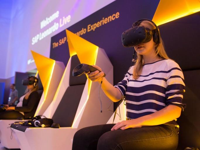 SAP Leonardo Live 2017 (Bild: SAP)