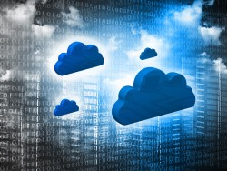 Multi-Cloud (Bild: Shutterstock.com/bluebay)